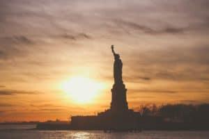 Statue of Liberty EVUS